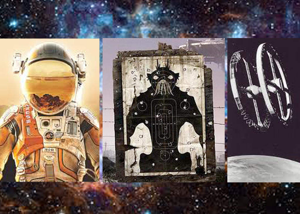 بهترین فیلم ها درمورد فضا