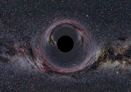 سیاهچاله چیست