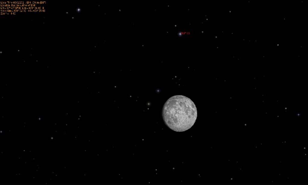مقارنه ماه و ستاره